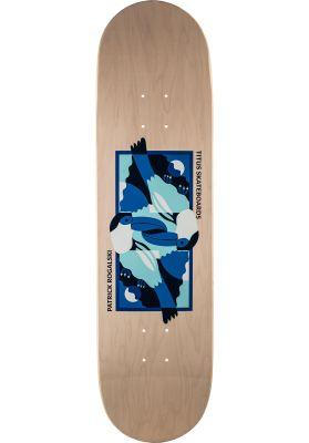 TITUS Skateboard Decks Mosaic Toucan - Rogalski