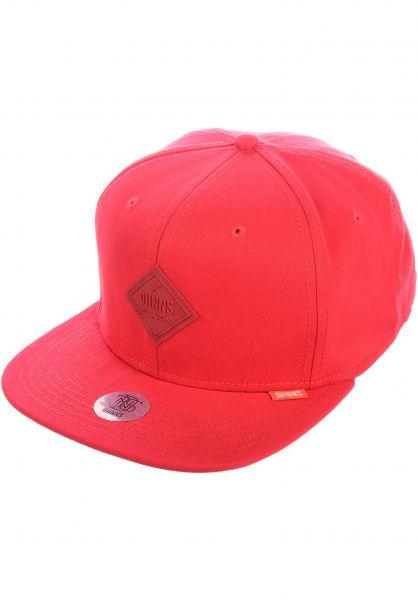 Djinns Caps 6P SB Flex Basic Beauty red vorderansicht 0566488