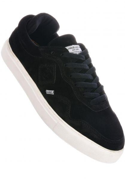 Djinns Alle Schuhe Awaike Suede black vorderansicht 0604433