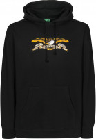 Anti-Hero-Hoodies-Eagle-black-Vorderansicht