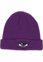 Toy-Machine-Muetzen-Sect-Eye-Dock-purple-Vorderansicht