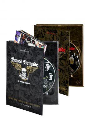 Powell-Peralta Verschiedenes Bones Brigade An Autobiography / Bonus Brigade Combo DVD