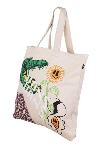 Vans Taschen Micro Dazed Tote Bag natural vorderansicht 0891697