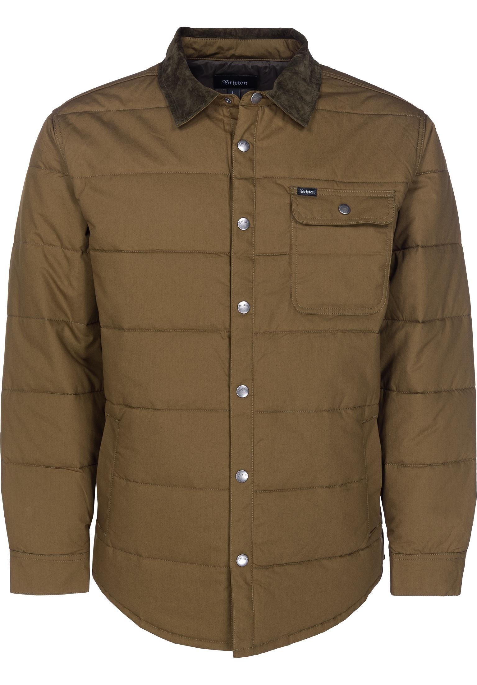 3e6c52344 Cass Brixton Light Jackets in sierra for Men | Titus