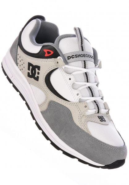 DC Shoes Alle Schuhe Kalis Lite white-armor-athleticred vorderansicht 0603876