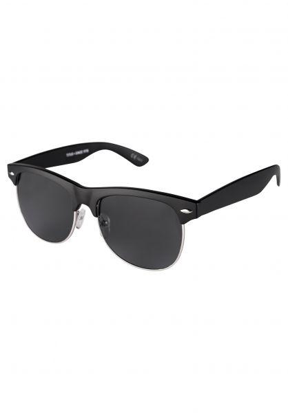 TITUS Sonnenbrillen Waster black-silver-smoke Vorderansicht