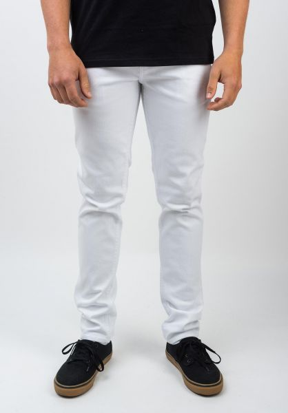 Reell Jeans Spider whitewash vorderansicht 0227065
