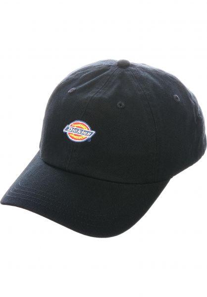 Dickies Caps Hardwick black vorderansicht 0566533