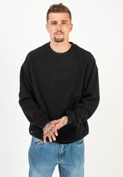 Globe Sweatshirts und Pullover State Polar black vorderansicht 0423007