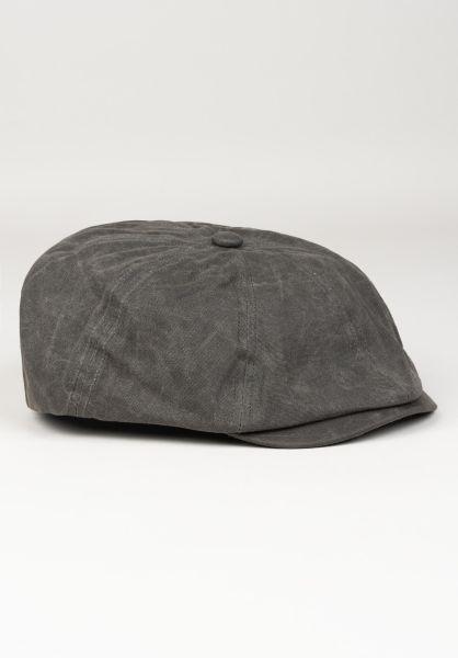 Brixton Hüte Brood asphalt vorderansicht 0580161