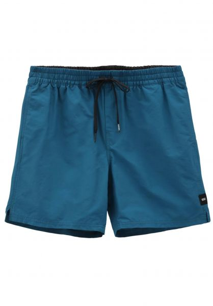 Vans Sweatshorts Primary Volley II moroccanblue vorderansicht 0282010