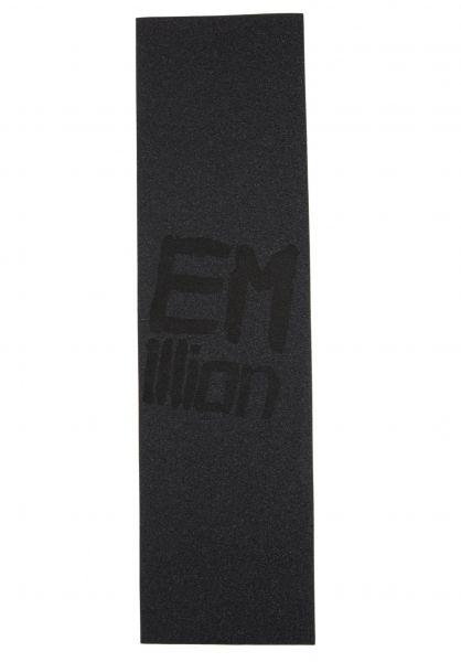 EMillion Griptape Stealth Mid black vorderansicht 0142757