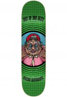 cruzade-skateboard-decks-shut-up-and-skate-doubletail-green-vorderansicht-0263819