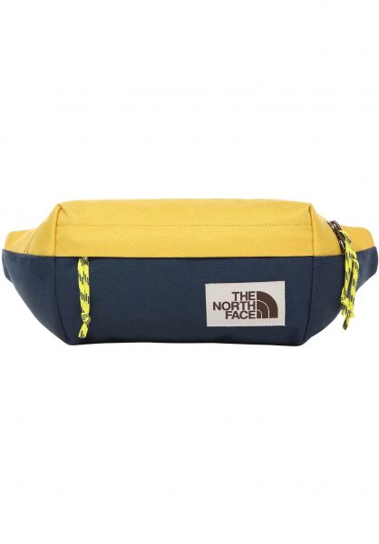 The North Face Hip-Bags Lumbar Pack bambooyellow-bluewingteal vorderansicht 0169128