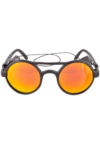 Bronson Speed Co. Sonnenbrillen Bronson Speed Flaps black-orange vorderansicht 0971956