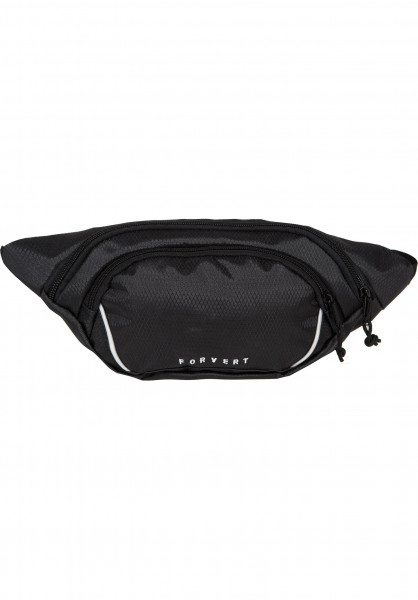 Forvert Hip-Bags Willow black Vorderansicht