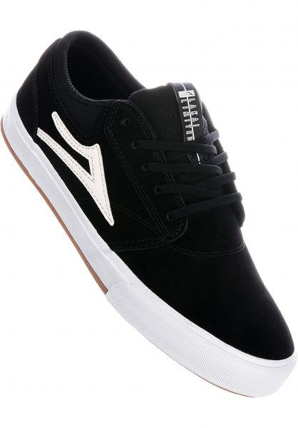 Lakai Alle Schuhe Griffin VLK black vorderansicht 0604411
