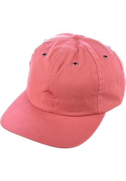 Emerica Caps Try Dad Hat clay Vorderansicht 0565917