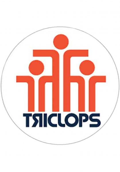 Triclops Verschiedenes Optics Sticker multicolored vorderansicht 0972685