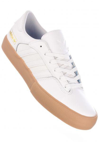 adidas-skateboarding Alle Schuhe Matchbreak Super white-bluebird-gum vorderansicht 0604762