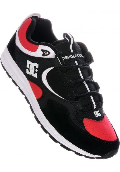 DC Shoes Alle Schuhe Kalis Lite black-athleticred vorderansicht 0603876