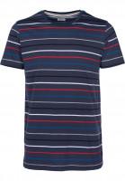 Forvert T-Shirts Stipa multinavy Vorderansicht