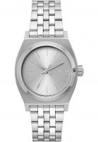 Nixon Uhren Medium Time Teller all-silver Vorderansicht