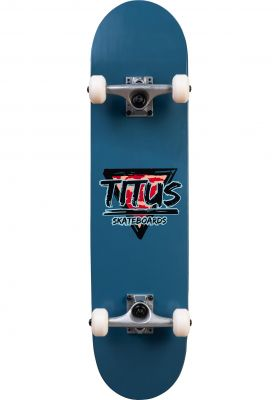 TITUS Skateboard Completes Triangle