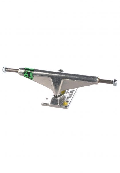 Venture Achsen 6.1 High All Polished silver vorderansicht 0122676