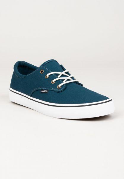 TITUS Alle Schuhe Clubman blue-white vorderansicht 0604300
