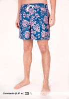 Billabong Beachwear All Day Floral LB 16 harbor-blue Vorderansicht