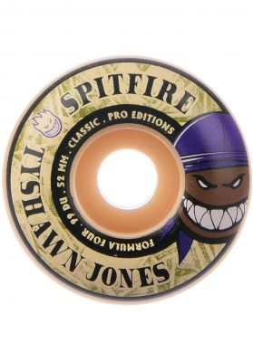 Spitfire Wheels Formula Four Fyshawn Classic 99A