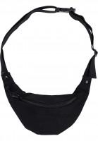 Forvert-Hip-Bags-Leon-flannel-black-Vorderansicht