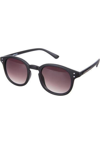 Independent Sonnenbrillen Barrier black-matte vorderansicht 0590573