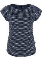 forvert-t-shirts-laurentina-navy-dots-vorderansicht-0320110