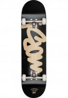 MOB-Skateboards Skateboard komplett Mob Tag black Vorderansicht
