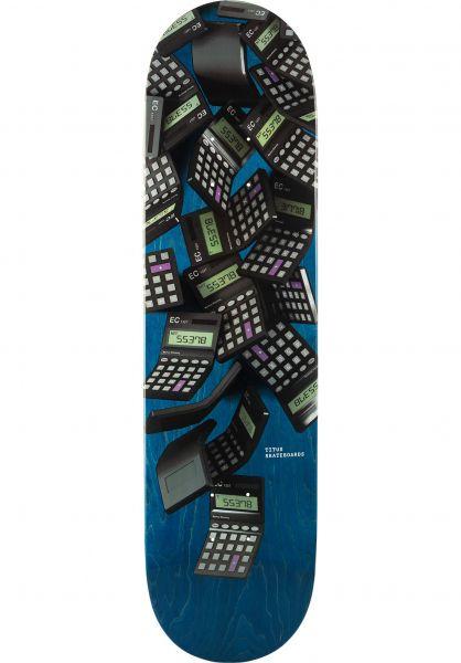 TITUS Skateboard Decks Markus Blessing - The Calculator multicolored vorderansicht 0260136