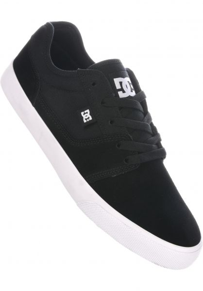 DC Shoes Alle Schuhe Tonik black-white-black Vorderansicht