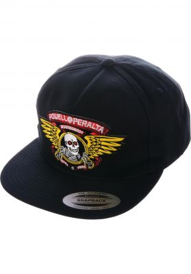 Powell-Peralta Winged Ripper Patch Snapback