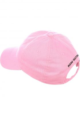 Meow Skateboards Meow Unstructured Dads Hat