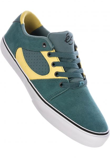 ES Alle Schuhe Square Three green-gold vorderansicht 0604548