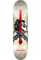 Powell-Peralta Skateboard Decks Skull & Sword Birch one off-beige Vorderansicht