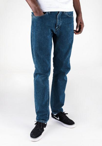 Carhartt WIP Jeans Vicious Pant bluestonewashed vorderansicht 0269058