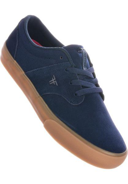 Fallen Alle Schuhe Phoenix navy-gum vorderansicht 0604741