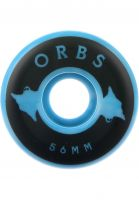 Orbs Rollen Specters Swirls 99A blue-white Vorderansicht 0134391