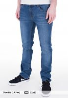 TITUS Jeans Tube Fit lightdenim-washed Vorderansicht
