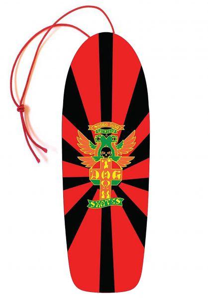 Dogtown Verschiedenes Air Freshener Shogo Kubo black-red Vorderansicht
