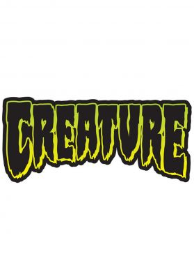 Creature Logo Decal 4""