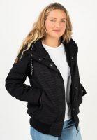 mazine-winterjacken-chelsey-b-black-stripes-vorderansicht-0250289