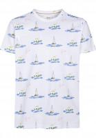 Forvert-T-Shirts-Boattrip-white-Vorderansicht